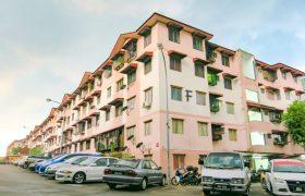 [HOT PROPERTY, MRT] LOW COST – Apartment Lestari, Damansara Damai, Sungai Buloh, MRT Station