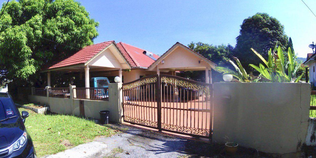 Bungalow Jalan Teluki, Bukit Sentosa Rawang Selangor