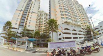 Mutiara Anggerik Service Apartment , Section 15 , Shah Alam