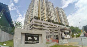 Platinum Lake PV 20 Condominium Setapak