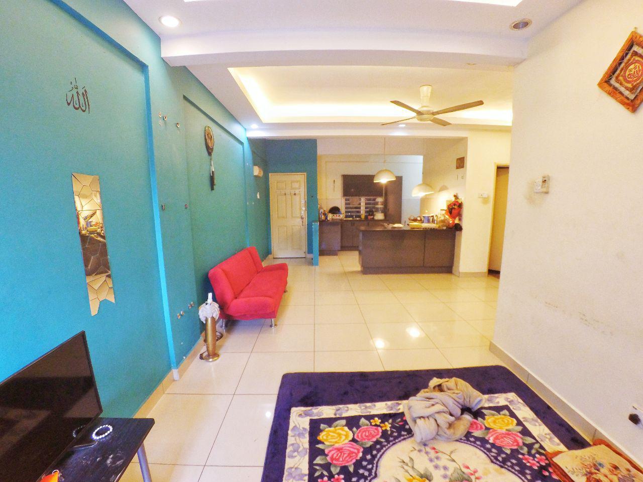 Cheras Intan Apartment Batu 9 Realman