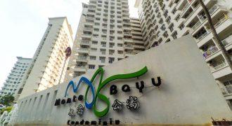 Monte Bayu Condominium, Kg Cheras Baru, Ampang