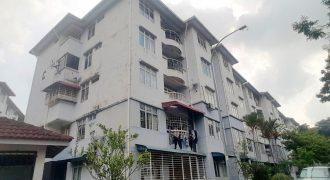 Apartment Kiambang, Taman Putra Perdana, Puchong Selangor