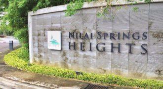 Nilai Spring Heights, Nilai Negeri Sembilan