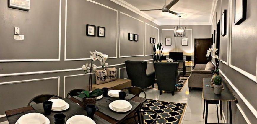 Apartment Bukit Saujana, Paya Terubong, Pulau Pinang