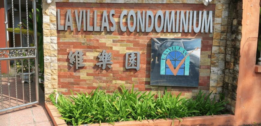 [Freehold] La Villas Condo, Low Rise Setapak