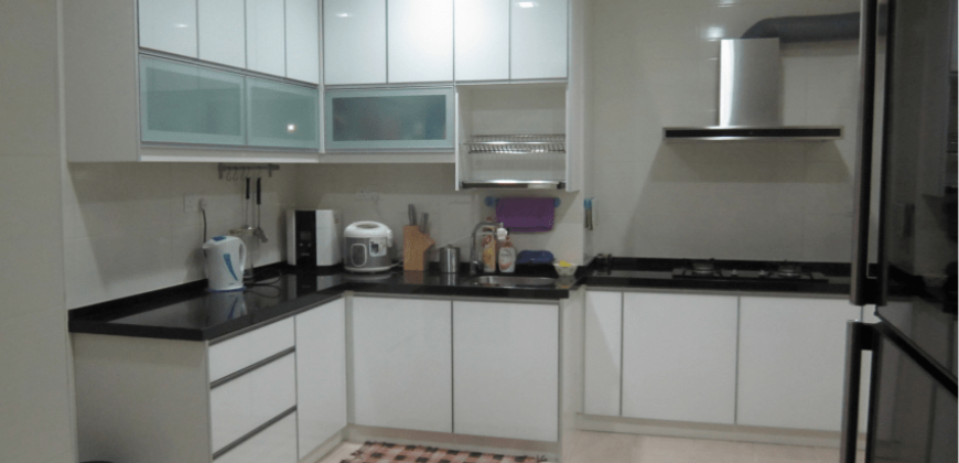 [Fully Furnished] Rivercity condo, Jalan Ipoh various Bank, Restaurant & Mall