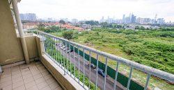 [SPACIOUS 1,345 sq. ft] Madu Mas Apartment, Setapak, Kuala Lumpur
