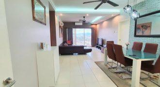 FULLY FURNISHED | PV12 Platinum Lake Condominium Setapak