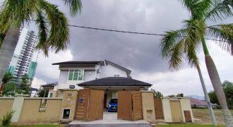 2 Storey Bungalow Sek 9 Bandar Bukit Mahkota Bangi For Sale