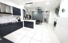 3 Storey Terrace House (Type A) Halamanda @ Gombak