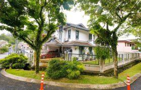 (Corner Unit) Double Storey, Taman Sierra Ukay, Ukay Perdana, Ampang