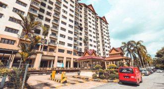 Kristal Villa Condominium,Kajang 2