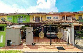 Double Storey Terrace, Taman Saujana Puchong SP10, Puchong