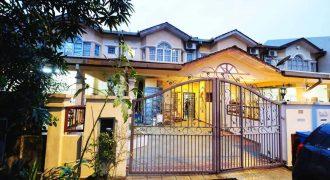 Double Storey Terrace, Seksyen 23 Shah Alam