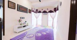 Double Storey, Taman Lavender Heights, Senawang, Seremban (CORNER LOT)