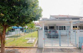 Single Storey Semi D, Kampung Lombong, Seksyen 29 Shah Alam