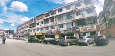 Pandan Cahaya Shop Apartment
