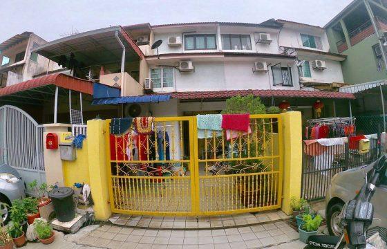 2 & 1/2 Storey Taman Muda Ampang