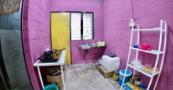 FOR SALE 2 STOREY TERRACE HOUSE (LOW COST HOUSE) TAMAN MUDA AMPANG