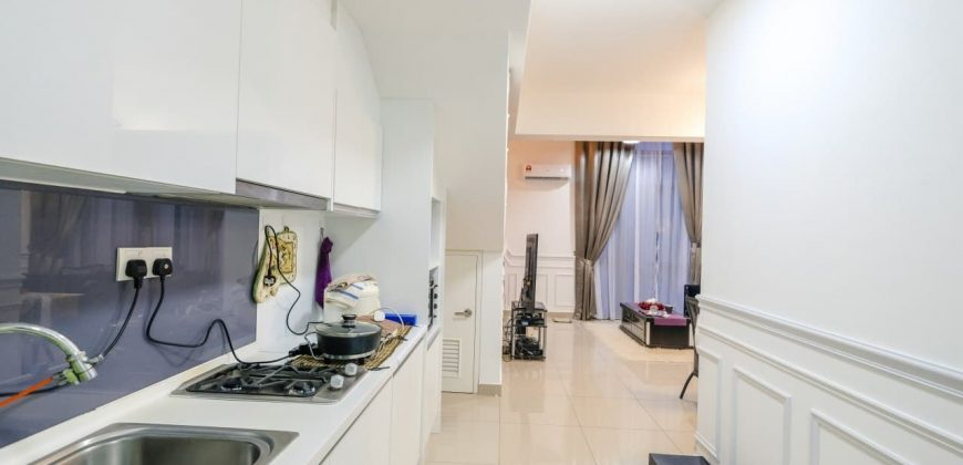 [FULLY FURNISHED] Duplex Unit Eclipse Residence Pan'gaea