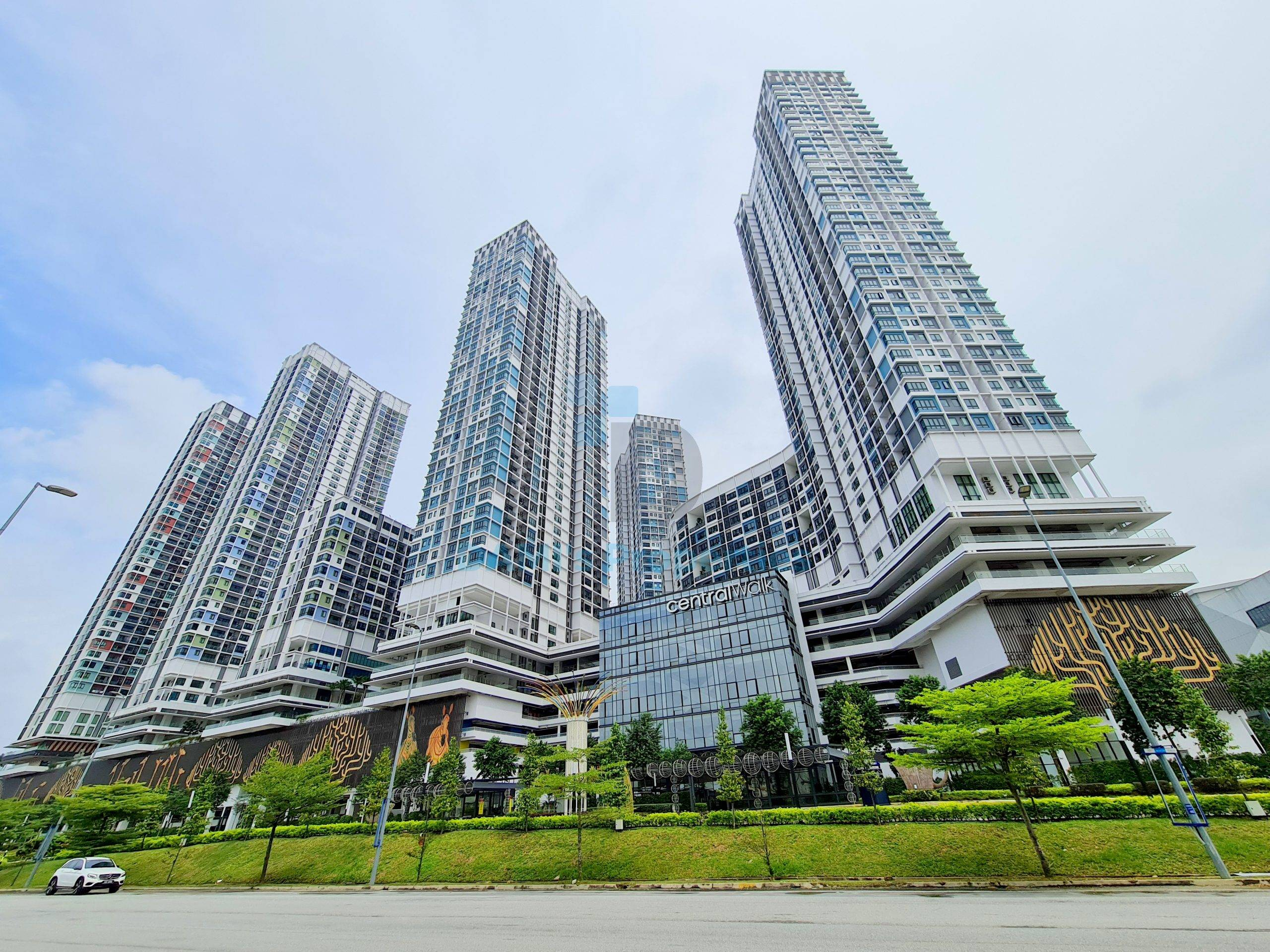 For Sale : Liberty Tower @ iCity, Seksyen 7, Shah Alam