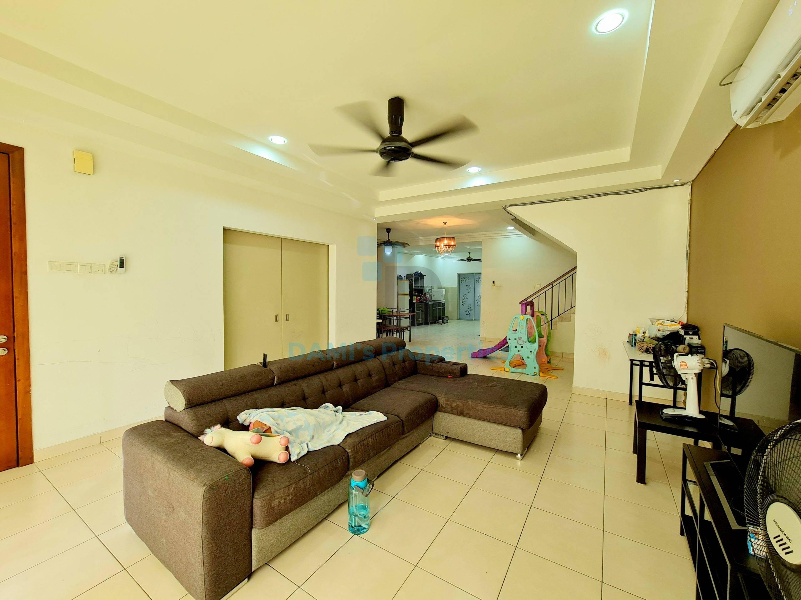 For Sale : 2 Storey Terrace, Bandar Seri Coalfields, Sungai Buloh