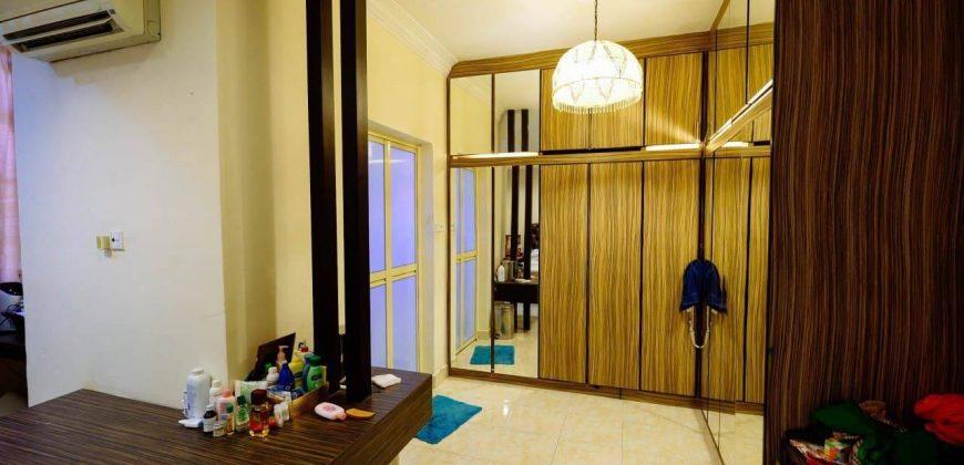 [FULLY FURNISHED, INTERMEDIATE UNIT & FREEHOLD] 2 Storey House, Taman Langat Ceria