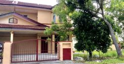 [HUGE LAND CORNER LOT] 2 Storey Semi-D, Taman Putra Perdana, Puchong
