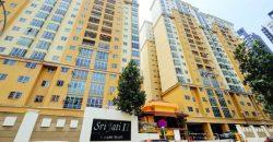 Sri Jati 2 Condominium, Old Klang Road Kuala Lumpur.