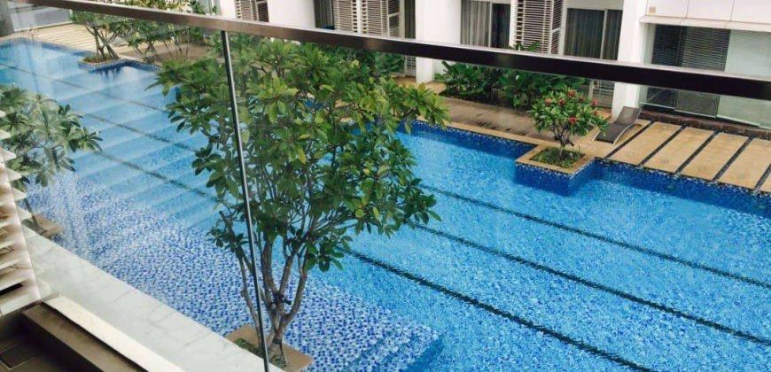 M-Suite, Jalan Ampang Embassy Row, Kuala Lumpur