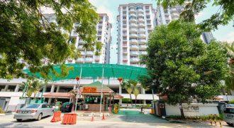 Bukit OUG Condominium, Bukit Jalil Kuala Lumpur.