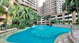 Endah Puri Condominium, Sri Petaling, Kuala Lumpur.