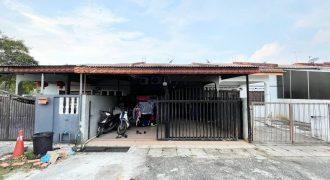 Jalan Mempari 12, Meru Klang Selangor.