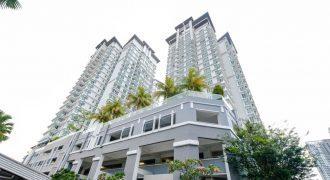 1 Sentul Condominium Kuala Lumpur.