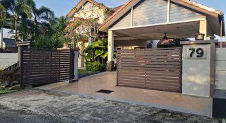 Bangi Golf Resort (2 Storey Bungalow)