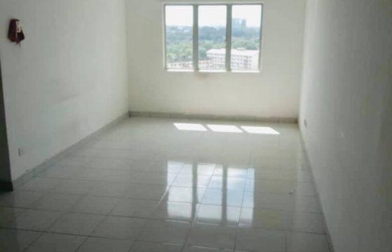 Kemuning Aman Apartment Seksyen 32, Shah Alam Selangor.