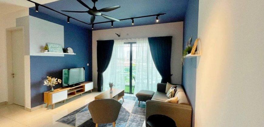 Residensi Riverville, Taman Sri Sentosa, 58000, Kuala Lumpur.