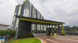 Residensi Aman, Bandar Teknologi Kajang, Selangor.