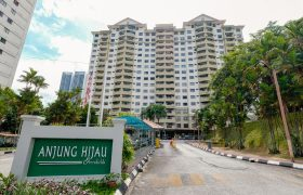 FACING OPEN & GOLF COURSE Anjung Hijau Greenfields, Bukit Jalil