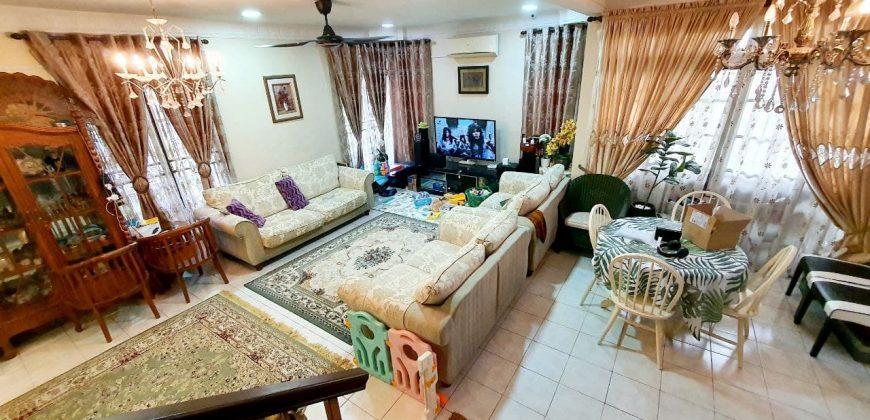[SPACIOUS FREEHOLD SEMI D] Bandar Seri Putra, Bangi