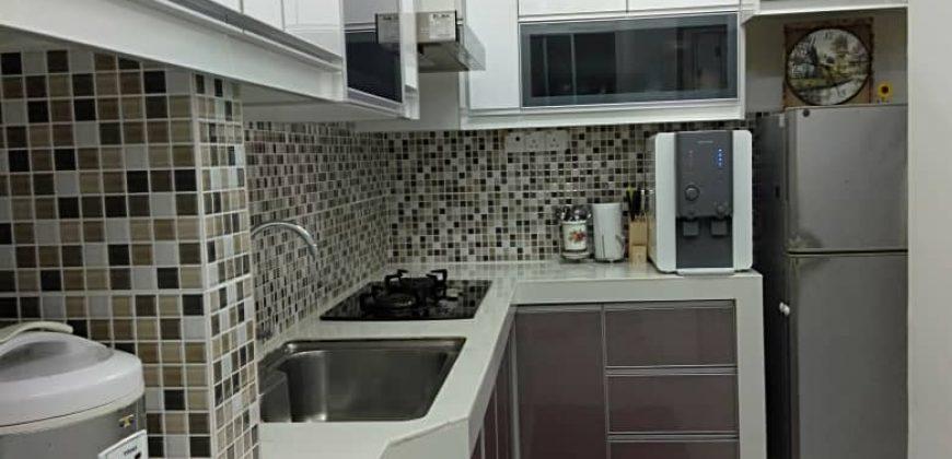 [MAMPU MILIK] Apartment Sri Hijauan, Ukay Perdana [UNIT CANTIK]