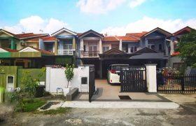 [24′ x 70′ Terrace House] Taman Tasik Prima, Puchong