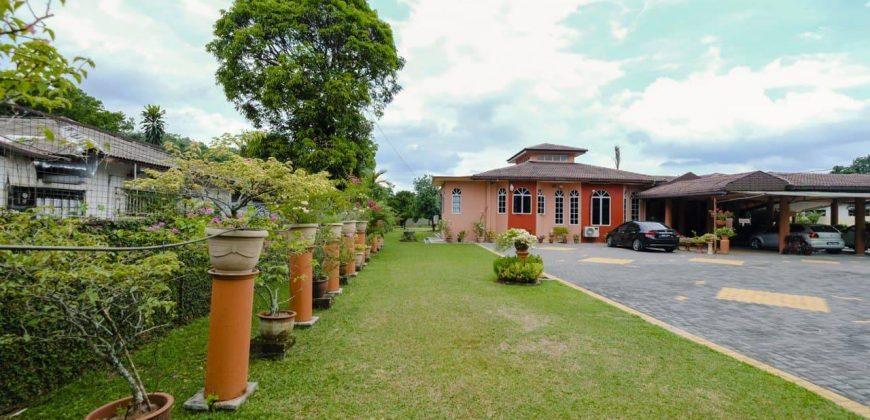 Sg Buloh Selangor.