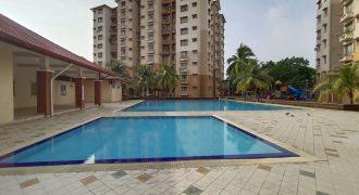 Elaies 2 Condominium di Bukit Jelutong, Shah Alam Selangor.