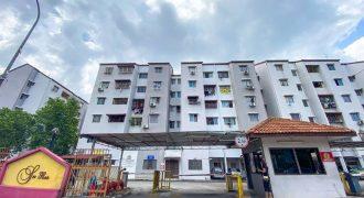 Sri Ros Apartment Sg. Chua Kajang Selangor.