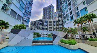 Parisien Tower I-City, Shah Alam Selangor.