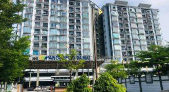 Pangsapuri Damai, Taman Sri Muda Seksyen 25, Shah Alam Selangor.