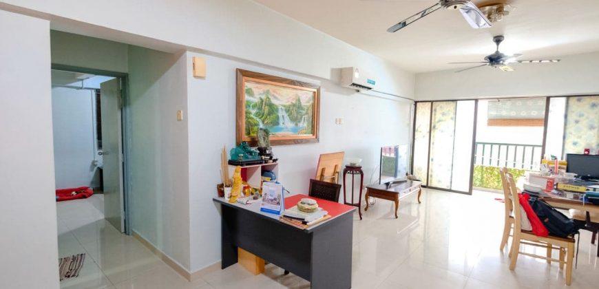 Anjung Hijau Greenfields Apartment, Bukit Jalil Selangor.