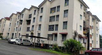 Apartment Ria Indah Taman Bukit Ria, Kajang Selangor.